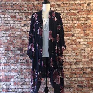 Francesca's Collection Miami Kimono